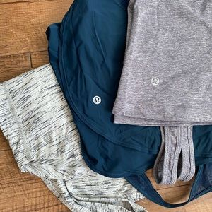 Lululemon Tank Top Trio great condition